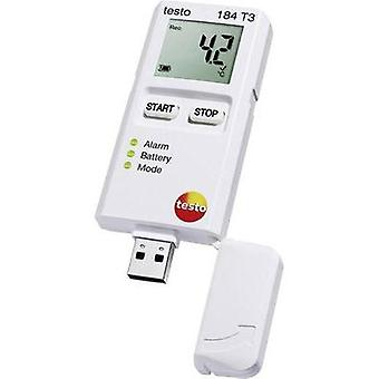 Temperature data logger testo 184 T3 Unit of measurement Temperature