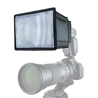 JJC FX-C580 multiplicador extensor de Flash para Canon Speedlite 580EX, 580EX II y Yongnuo YN-560II, YN-565EX, YN-568EXII