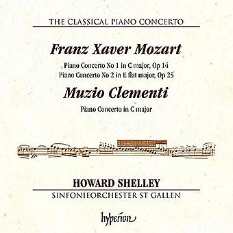 Howard Shelley - klassisk klaver Concerto 3 [CD] USA import