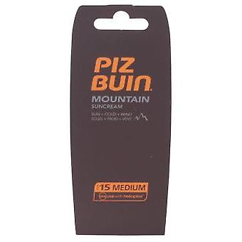 Piz Buin Mountain Cream SPF 15 40 ml (Cosmetics , Facial , Sun protection)