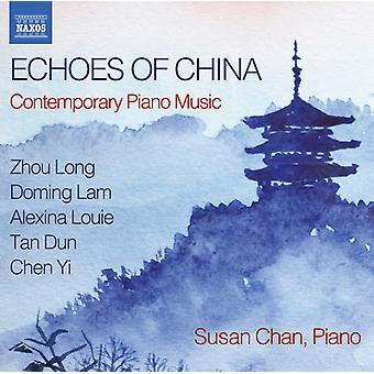 Lam / Chan, Susan - Echoes of China - Contemporary Piano Music [CD] USA import