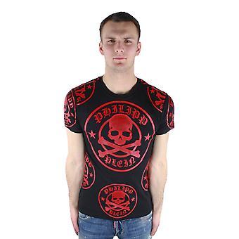 Philipp Plein Plum MTK0226 02R4 T-Shirt