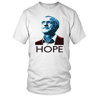 Jeremy Corbyn Labours New Hope Ladies T Shirt