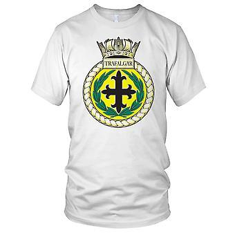 Royal Navy HMS Trafalgar Ladies T Shirt