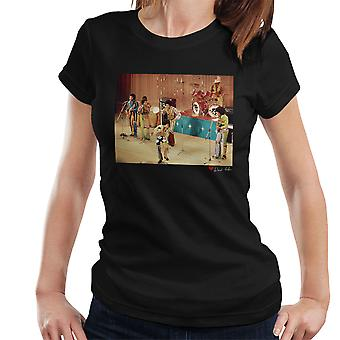 The Jackson 5 At The Royal Variety Performance Women's T-Shirt