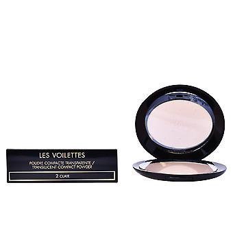 Guerlain Les Voilettes Poudre Compacte Transparente #02-clair 6,5 Gr pour femmes