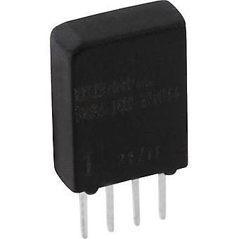 Reed relay 1 maker 5 Vdc 0.5 A 10 W SIL