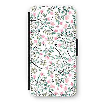 Huawei P8 Lite (2015-2016) Flip Case - Dainty flowers