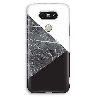 LG G5 Full Print Case - Marble combination
