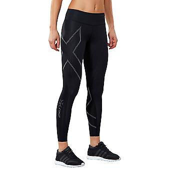 2XU Elite MCS Womens Compression collants complets en cours d'exécution
