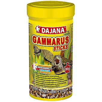 Dajana Gammarus Sticks 250 ml (Reptiles , Reptile Food)