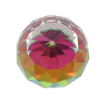 Something Different Faceted Rainbow Ball