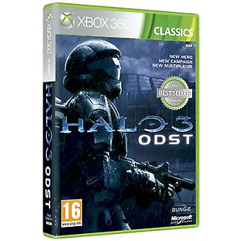 Halo 3 ODST - Classics Edition (Xbox 360) - Factory Sealed