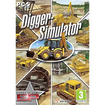 Extra Play - Digger Simulator (PC CD) - Werksversiegelt