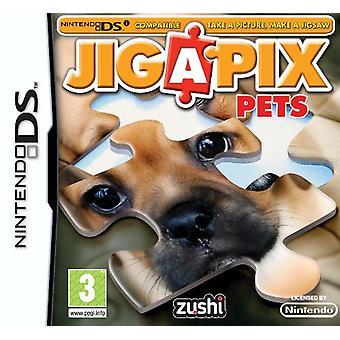 Jigapix husdjur (Nintendo DS)