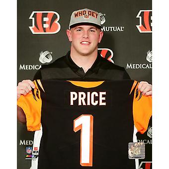 Billy Price 2018 NFL Draft #21 Draft Pick Photo Print