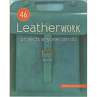 Stackpole Books-46 Leatherwork Projects