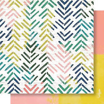 Wild Heart Double-Sided Cardstock 12