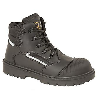 Grafters Mens Safety Hiker Type Boot