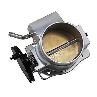 Holley 860009 Sniper EFI Throttle Body 90 mm. Throttle Body w/Sniper EFI Logo Silver Sniper EFI Throttle Body