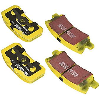 EBC Brakes DP41407R Yellowstuff Street and Track Brake Pad