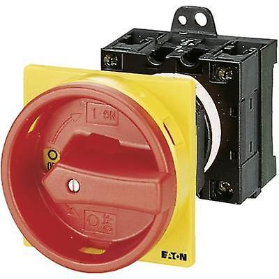 Eaton T0-2-1 V SVB Limit switch Lockable 20 A 1 x 90 ° rouge, jaune 1 pc(s)