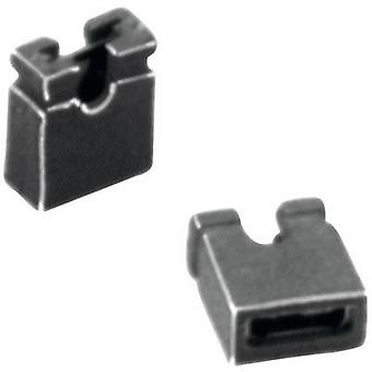 Shorting jumper Contact spacing: 2 mm Pins per row:2 W & P Products 351-201-10-00 Content: 1 pc(s)