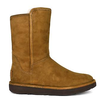 UGG Abree Classic Ii Short Bruno Suede Boot
