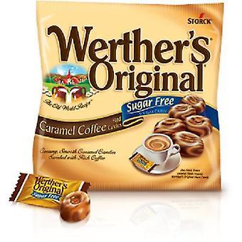 Werther's Caramel Coffee Sugar Free Candy