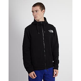 The North Face Himalayan Fullzip Pullover Black