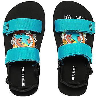 Animal Boys Bodhy Kids Childrens Beach Summer Holiday Strap Sandals