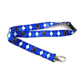 Kentucky Wildcats NCAA Argyle Lanyard