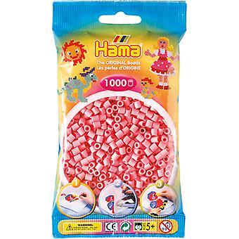 Hama Hama Bügeln Perlen 1000 Stück rosa