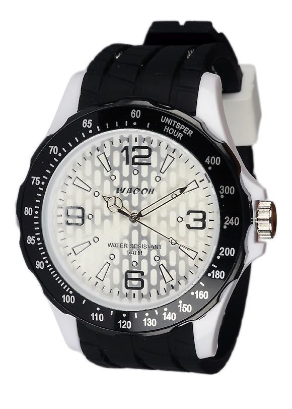 Waooh - Silicone Watch Pole Position Gpm48 Inspired From Monaco Grand Prix