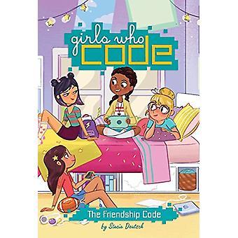 The Friendship Code - 1 by Stacia Deutsch - 9780399542510 Book