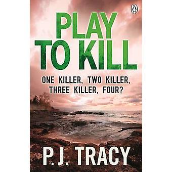 Spelen om te doden door P. J. Tracy - 9781405915618 boek