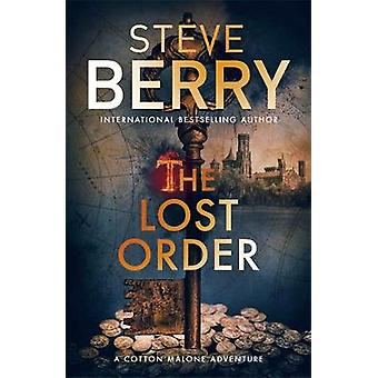 The Lost Order - Book 12 by Steve Berry - 9781444795516 Book