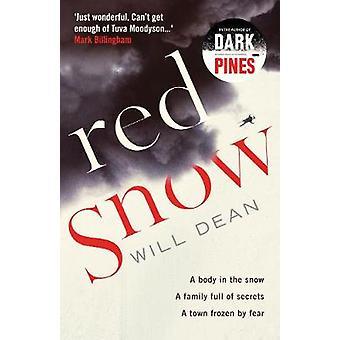 Röd snö - en Tuva Moodyson mysterium av röd snö - en Tuva Moodyson Myster