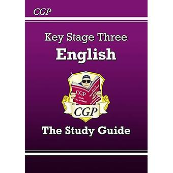 KS3 English Study Guide (2nd Revised edition) by CGP Books - CGP Book