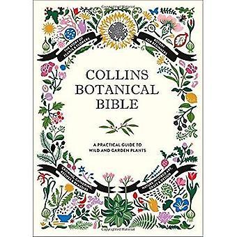 Bible de botanique Collins: A Practical Guide to Wild et plantes de jardin