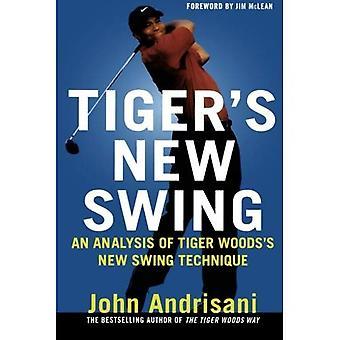 Tigerin uusien Swing: Tiger Woods uusi Swing tekniikka analyysi