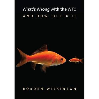 What's Wrong with the WTO and How to Fix it