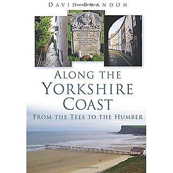Entlang der Küste von Yorkshire: von den Abschlägen auf den Humber