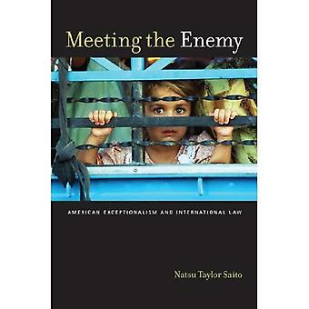 Meeting the Enemy: American Exceptionalism and International Law