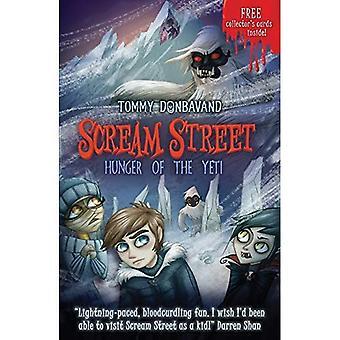 Scream Street 11: Hunger av Yeti