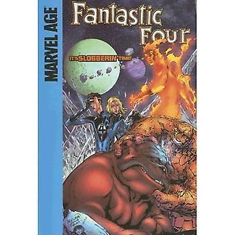 Marvel Age Fantastic Four: It's Slobberin' Time