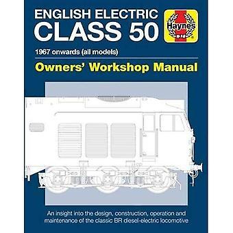 English Electric Class 50: 1967 onwards