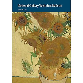 National Gallery Technical Bulletin: Volume 37 (National Gallery Technical Bulletins)