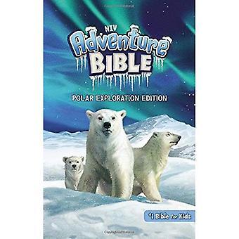 NIV, Adventure Bible, Polar� Exploration Edition, Hardcover, Full Color (Adventure Bible)
