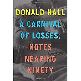 Um carnaval de perdas: notas quase noventa